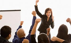 Palestras interativas e motivacionais